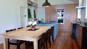 Will and Sonia's kitchen
