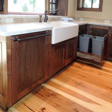 Craftsman Kitchen by Unique Design Cabinet Company