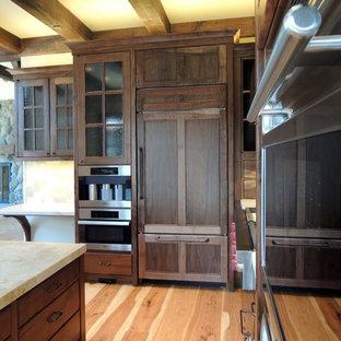 Willamette Walnut Cabinetry