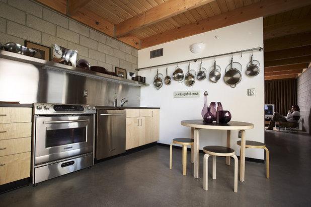 エクレクティック キッチン by Studio D - Danielle Wallinger