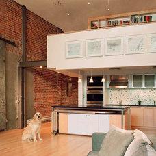 Modern Kitchen by William Duff Architects, Inc.