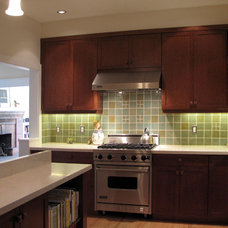 Contemporary Kitchen by William Duff Architects, Inc.