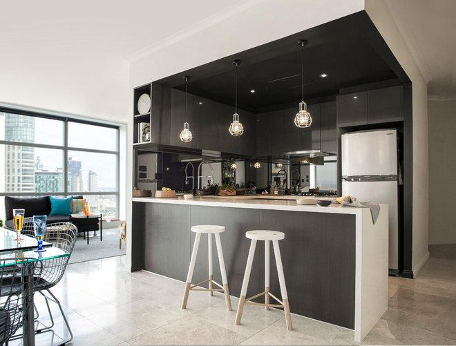 Kitchen by Katherine Wills Interiors