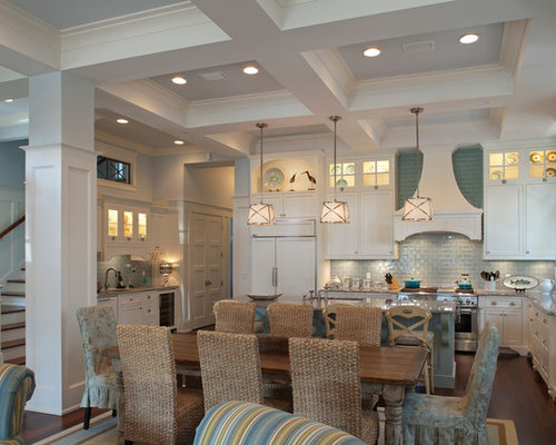Beach Style Kitchen Design Ideas Amp Remodel Pictures Houzz