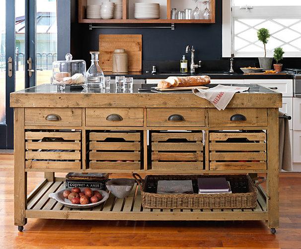 Contemporary Kitchen by Williams-Sonoma Home