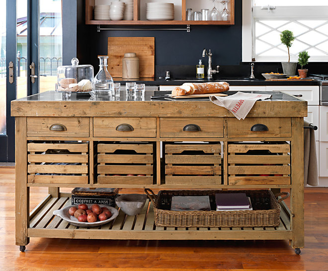 Contemporary Kitchen by Williams-Sonoma Home