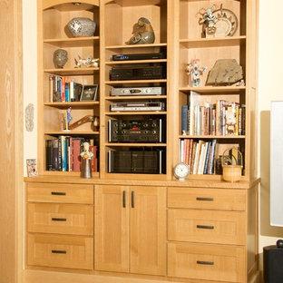 Williamsburg Arts & Craft Kitchen with  Qtr Sawn Oak