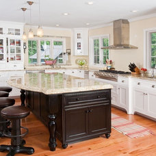 Eclectic Kitchen by Silver Stream Creative