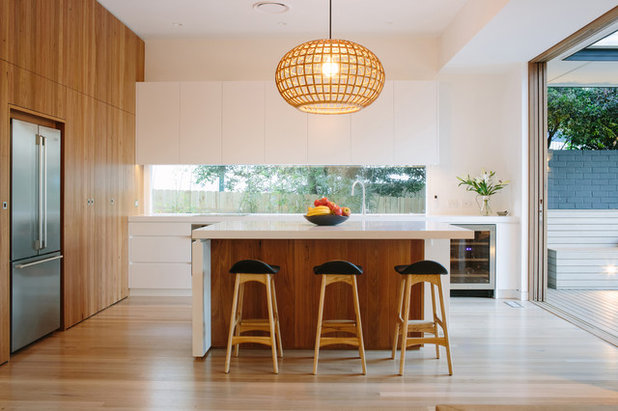 Contemporary Kitchen by Davis Architects
