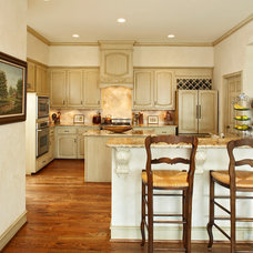 Traditional Kitchen by The Viking Craftsman, Inc