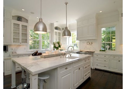contemporary kitchen by suzanne pignato
