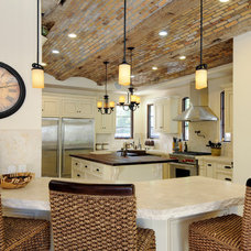 Mediterranean Kitchen by Studio S Squared Architecture, Inc.