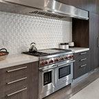 Lagos Blue Caesarstone Quartz Kitchen Countertop Modern