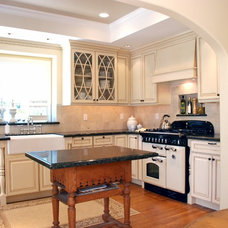 Traditional Kitchen by Margaret Wimmer, Residential Design