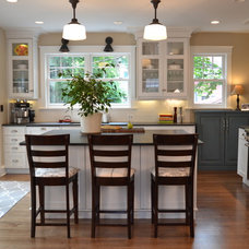 Traditional Kitchen by JK Design