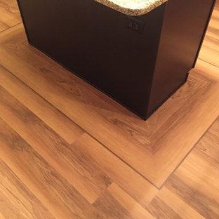 Wilmington Home- Furniture Design, Custom Desk Area, and New Flooring