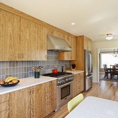modern kitchen by Howells Architecture + Design, LLC