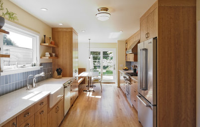 Kitchen of the Week: Connected, Open Oregon Remodel
