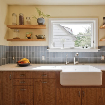 Wilshire Kitchen, Portland (Photo: Matt Niebuhr)
