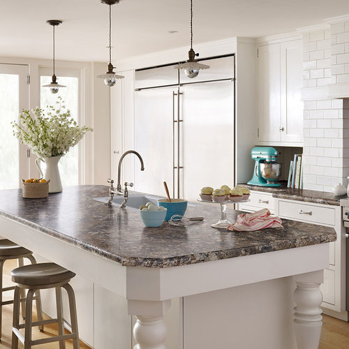 laminate kitchen countertops design ideas remodel pictures houzz. Black Bedroom Furniture Sets. Home Design Ideas