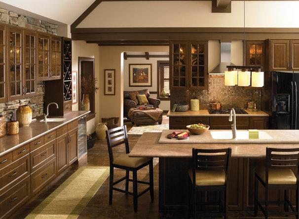 Contemporary Kitchen by Wilsonart
