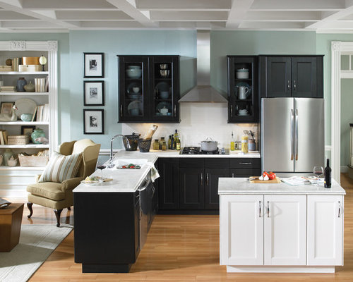 Tiny Home Designs: Small Kitchen Open Concept Home Design Ideas, Pictures