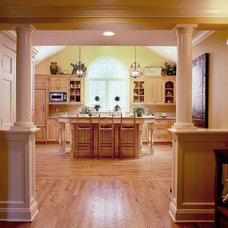 Kitchen by Cugno Architecture