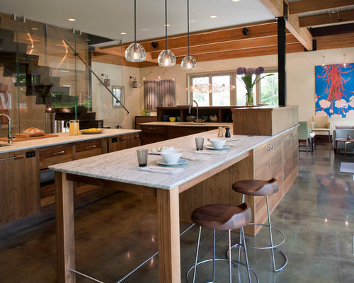 Free Standing Kitchen Islands freestanding kitchen island | houzz