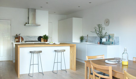 Houzz Tour: A 1920s Wiltshire Semi Gets a Family-size Extension