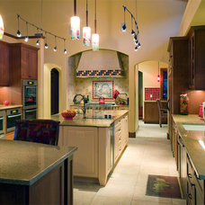 Eclectic Kitchen by Urban Kitchens and Baths, Inc.