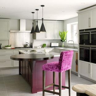 Wimbledon Contemporary Shaker Kitchen
