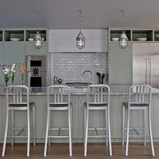 Contemporary Kitchen by Godrich Interiors