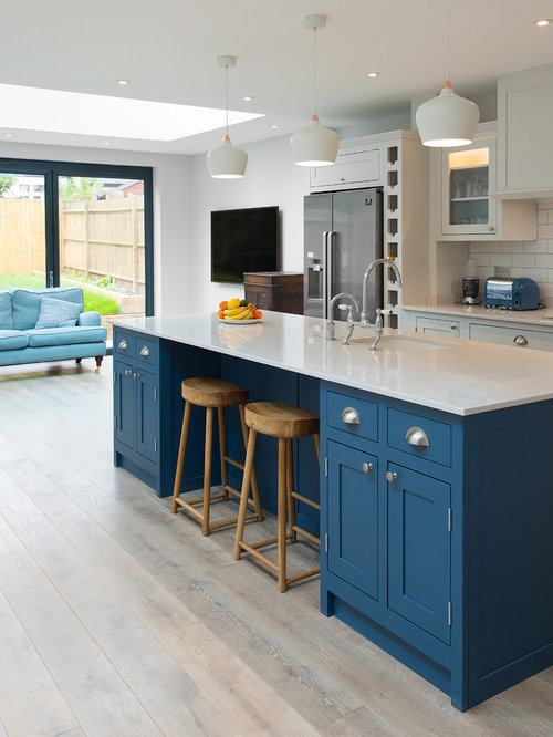 kitchen designs with stainless steel appliances. design ideas for a medium sized traditional kitchen/diner in london with submerged sink kitchen designs stainless steel appliances b