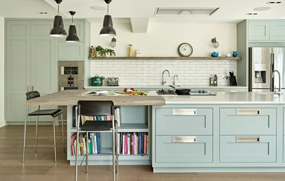 Kitchen of the Week: Open-Plan Room Perfect for Entertaining
