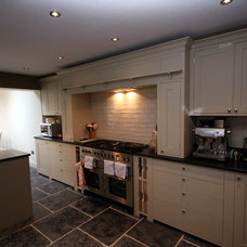 Traditional Kitchen by Ajax Builders
