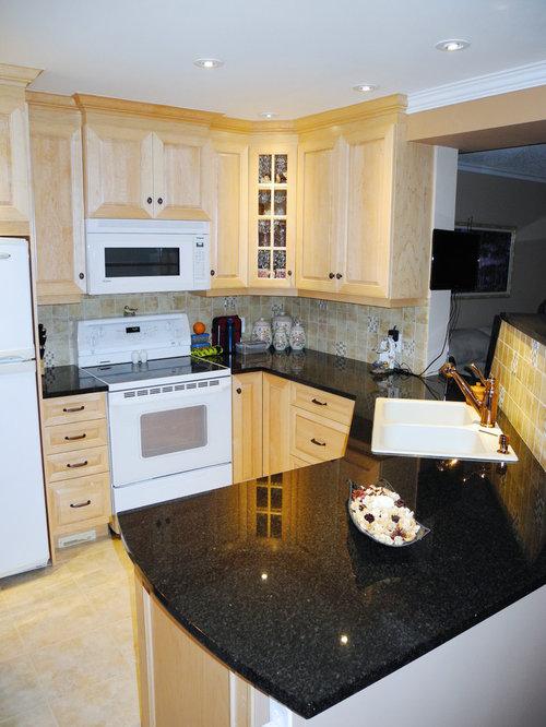 Anatolia capri giallo tile home design ideas pictures for 10x13 kitchen layout