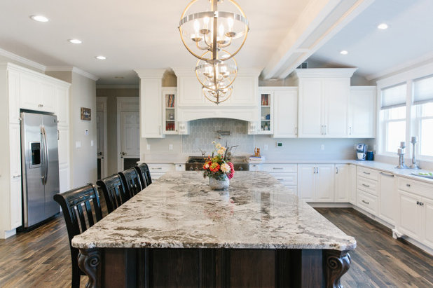 Traditional Kitchen by Classic Cabinets & Design