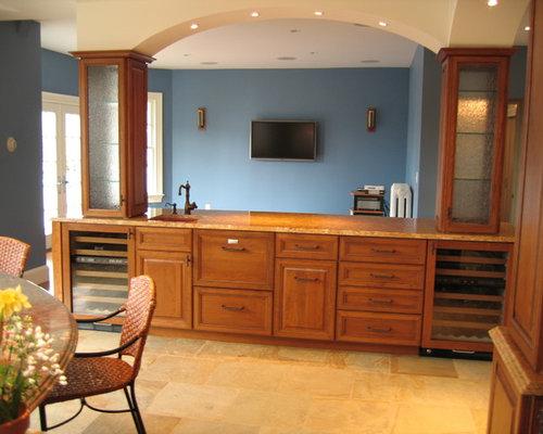 Victorian Kitchen With Terra Cotta Floors Design Ideas
