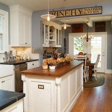 Winchester Virginia Kitchen Remodel