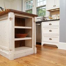Farmhouse Kitchen by Shenandoah Furniture Gallery