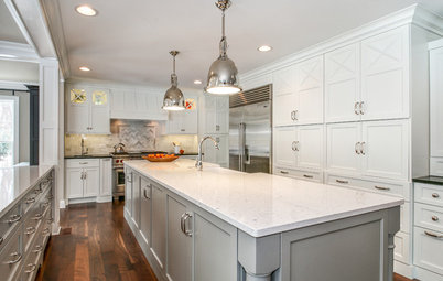 Inside Houzz: Ideabooks Propel a Major Chicago Remodel