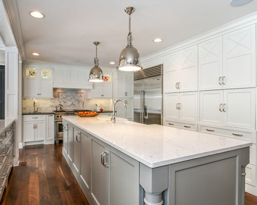 Best Alpina White Silestone Design Ideas & Remodel Pictures | Houzz