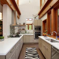 Contemporary Kitchen by Veritas Design Build