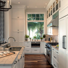 Traditional Kitchen by Collins & DuPont Design Group
