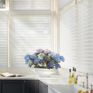 Window Sheers and Shadings