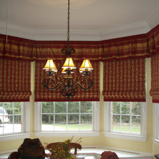 Traditional Kitchen by Terry's Designing Windows
