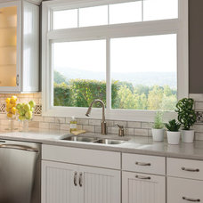 Traditional Kitchen by Window World