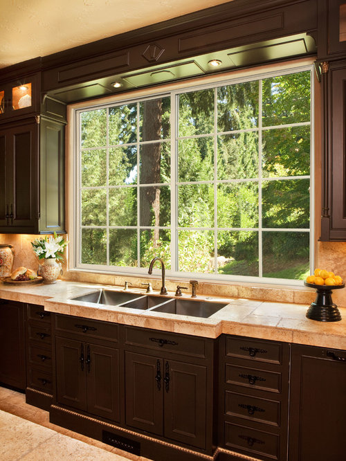 Bump Out Sink Home Design Ideas, Pictures, Remodel and Decor