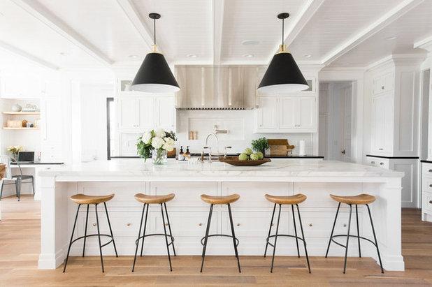 Beach Style Kitchen by Studio McGee