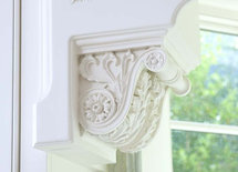 Could you provide the manufacturer and information on this corbel? Thank you.